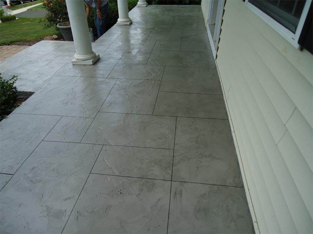 Concrete Overlay Solutions Connecticut Decorative